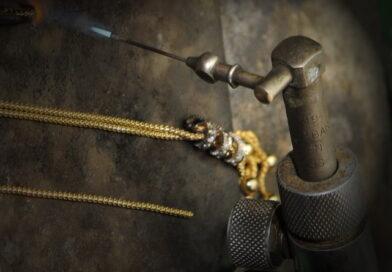 Proizvodnja zlatnog i srebrnog nakita